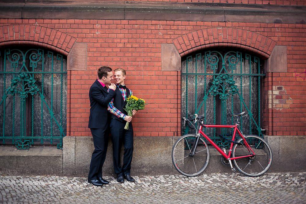 Fotografin Homosexuelle Hochzeit Berlin