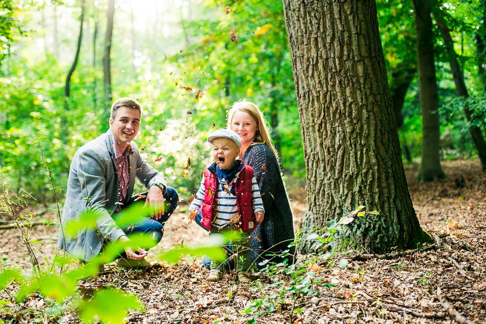 Familienshooting Potsdam Herbst
