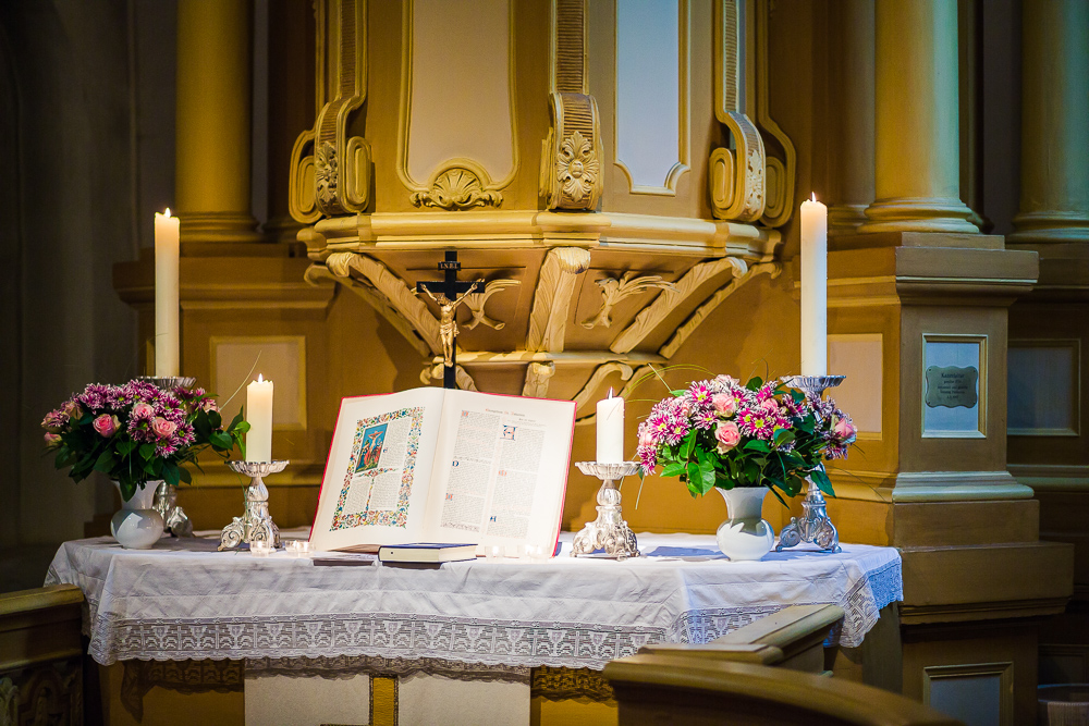 Hochzeit Britzer Kirche Berlin und Alte Börse Marzahn